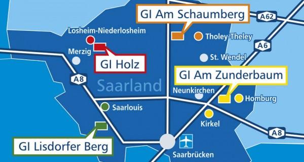 Gute Resonanz bei den Industrie- und Gewerbeflächen im Saarland – Neue Ansiedlung am Lisdorfer Berg