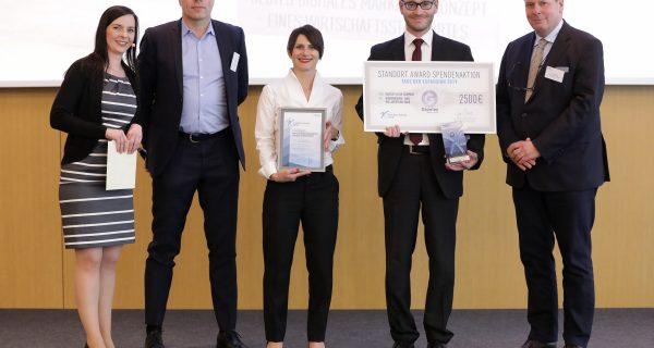 gwSaar erhält Standort-Award 2019