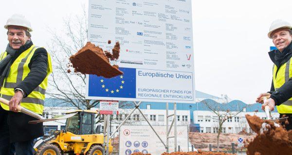 Saar-Uni bald mit deutschlandweit einzigartigem Innovationszentrum