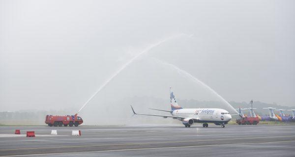 SunExpress nimmt den Flugbetrieb nach Antalya am SCN wieder auf
